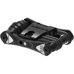 Lezyne RAP II Multitool with 24 Functions, black
